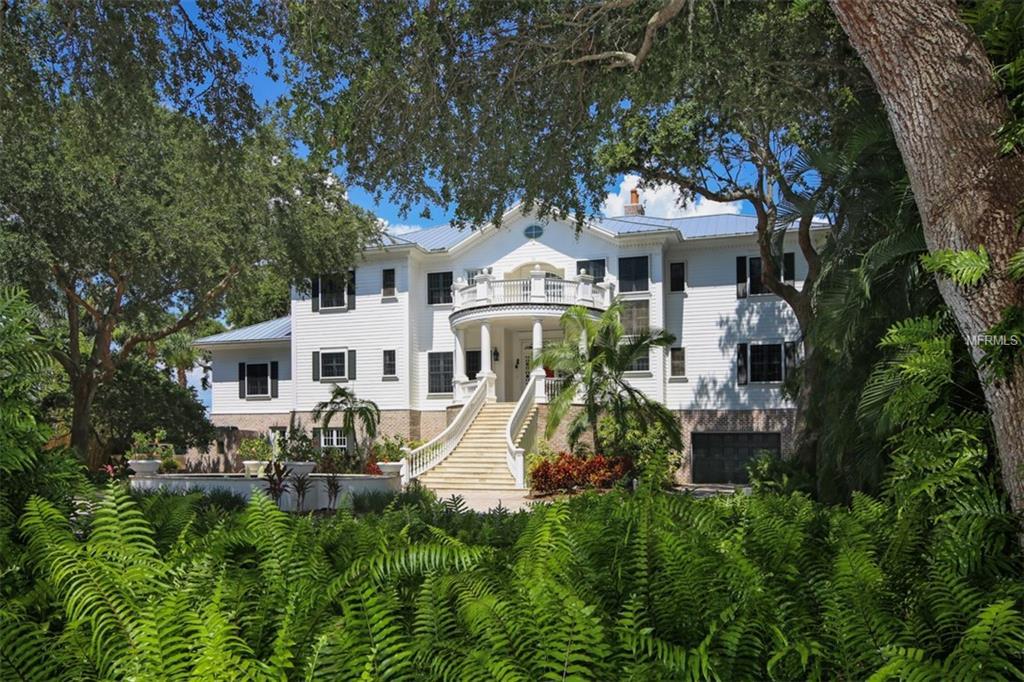 $5,495,000 - 4Br/7Ba -  for Sale in Siesta Key, Sarasota