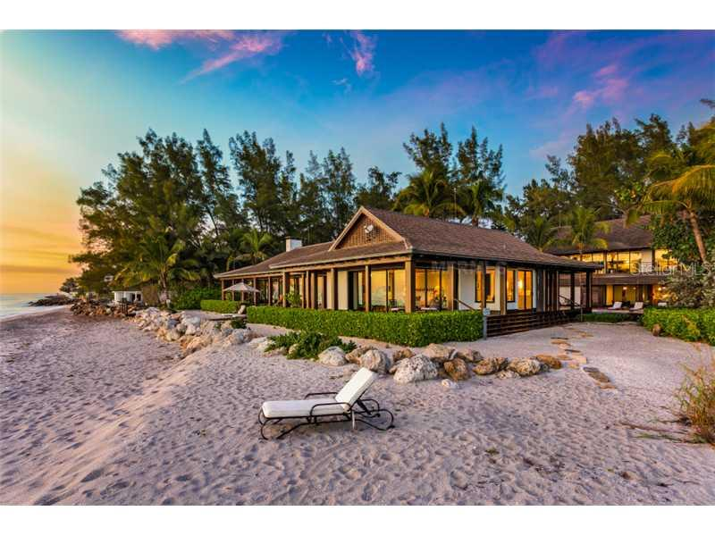 $10,900,000 - 5Br/5Ba -  for Sale in Sanderling Club, Siesta Properties, Inc, Sarasota