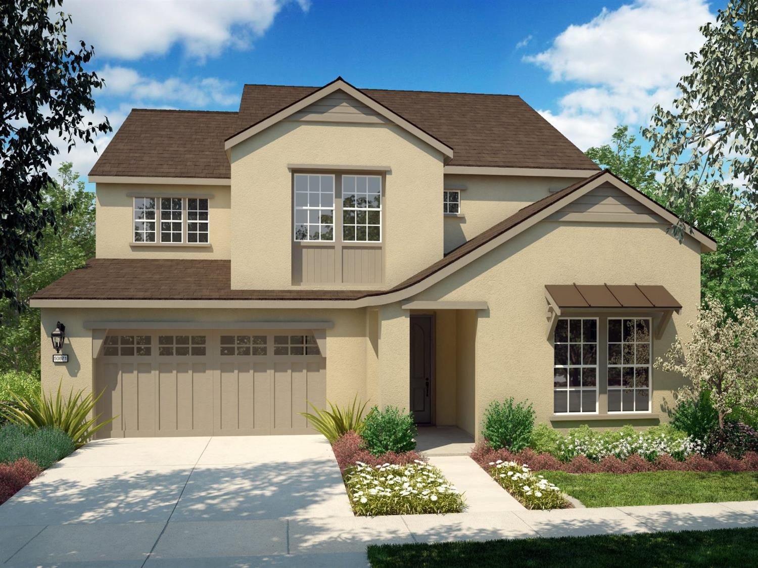 $1,220,136 - 4Br/5Ba -  for Sale in Sage At The Cannery, Davis