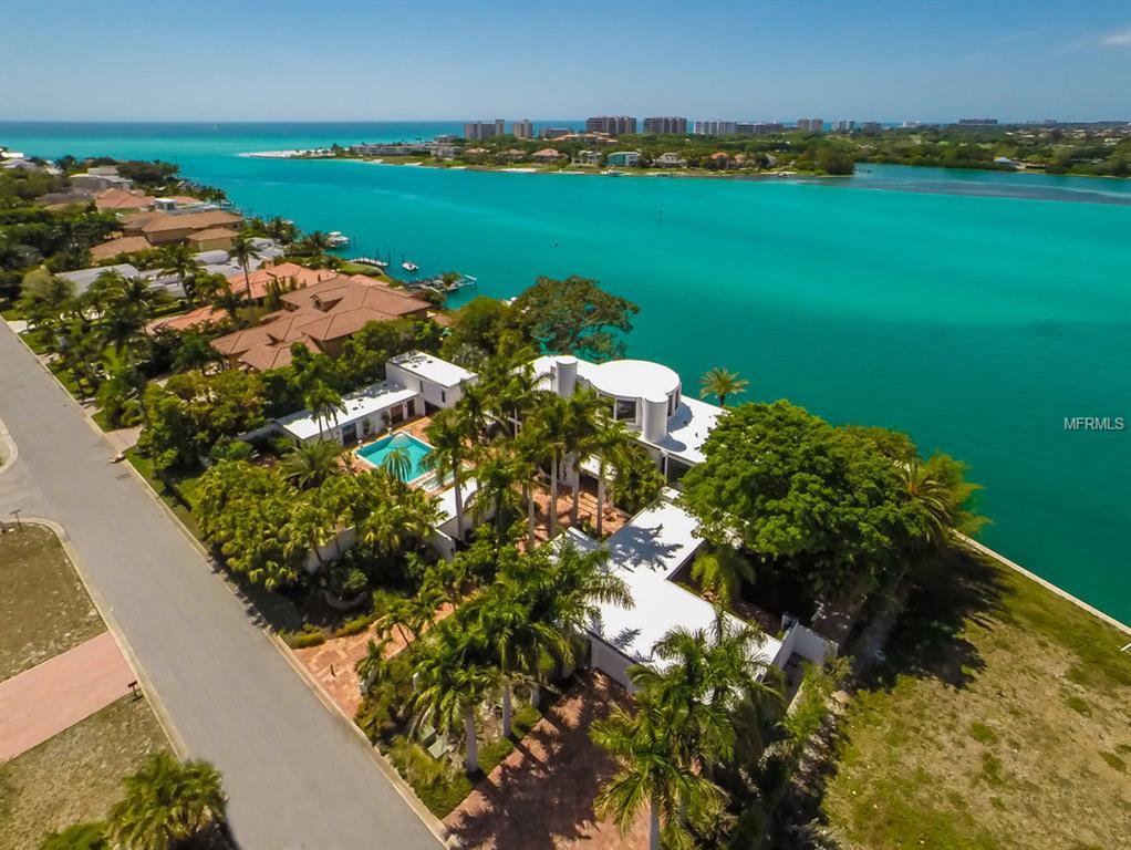 $7,999,900 - 8Br/11Ba -  for Sale in Lido Beach Div C Resub, Sarasota