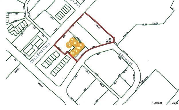 $4,955,000 - Br/Ba -  for Sale in West End Circle Properties, Nashville