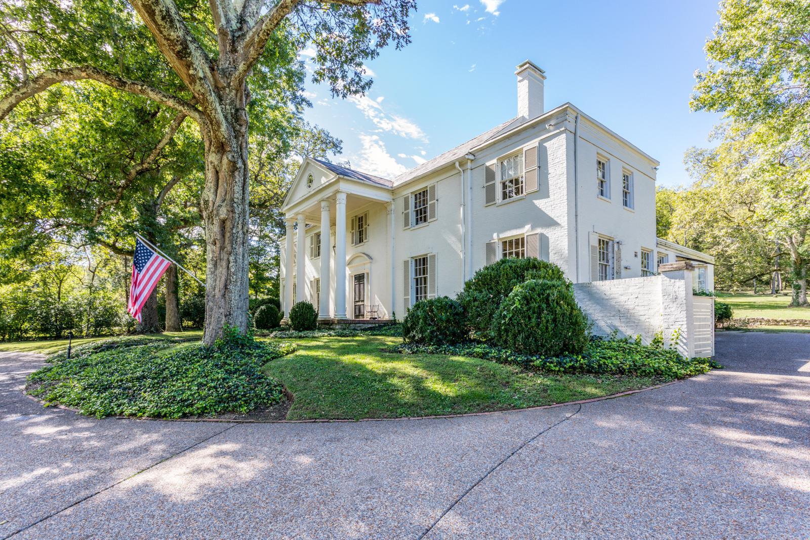 $2,675,000 - 4Br/3Ba -  for Sale in Forest Hills 4.7 Acres, Nashville