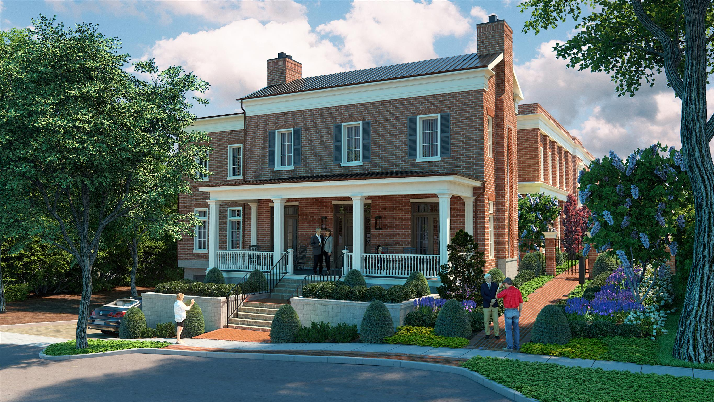 $2,356,875 - 3Br/2Ba -  for Sale in The Arlington At West Main, Franklin