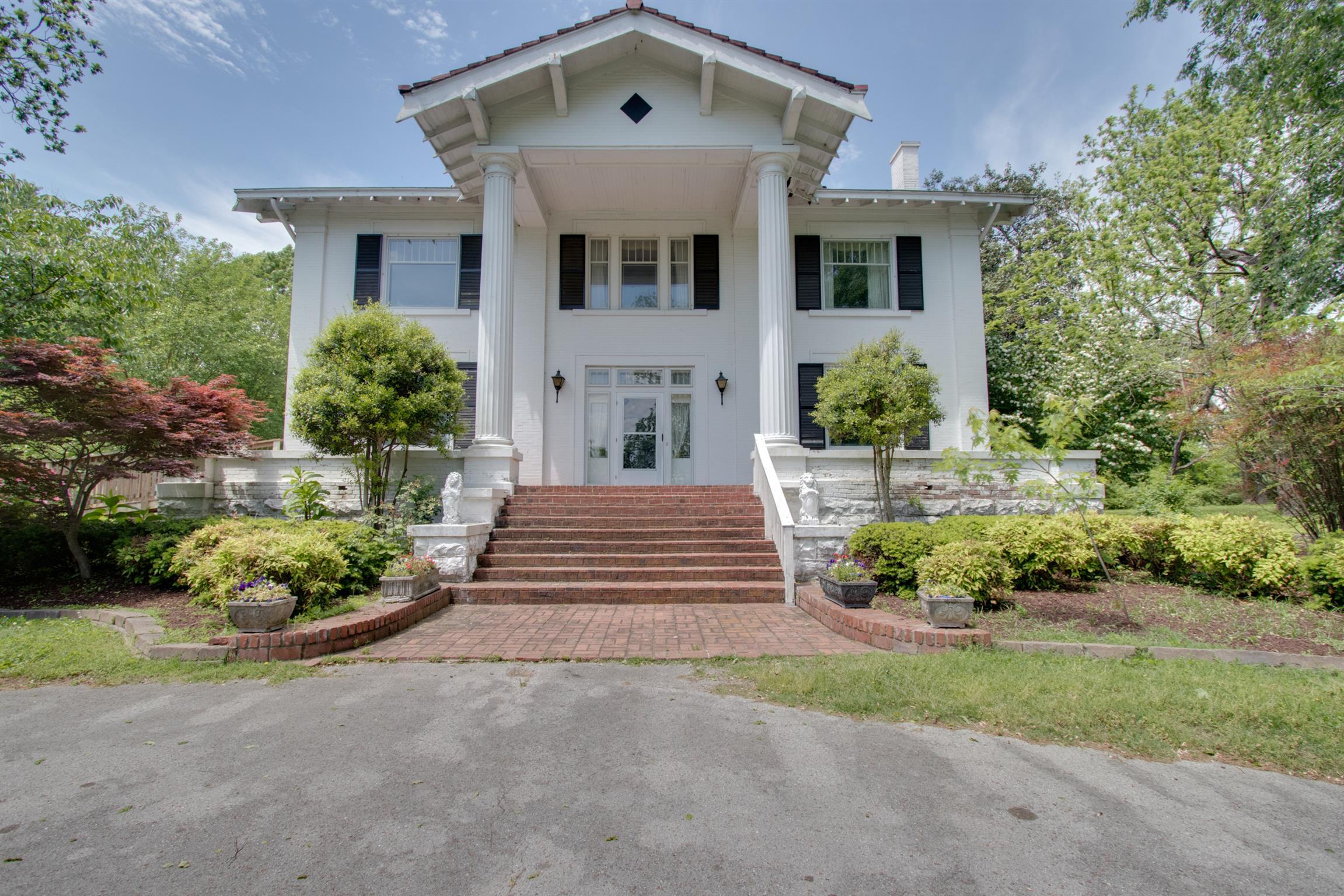 $1,500,000 - 4Br/3Ba -  for Sale in Donelson Home & 7.2 Acre, Nashville