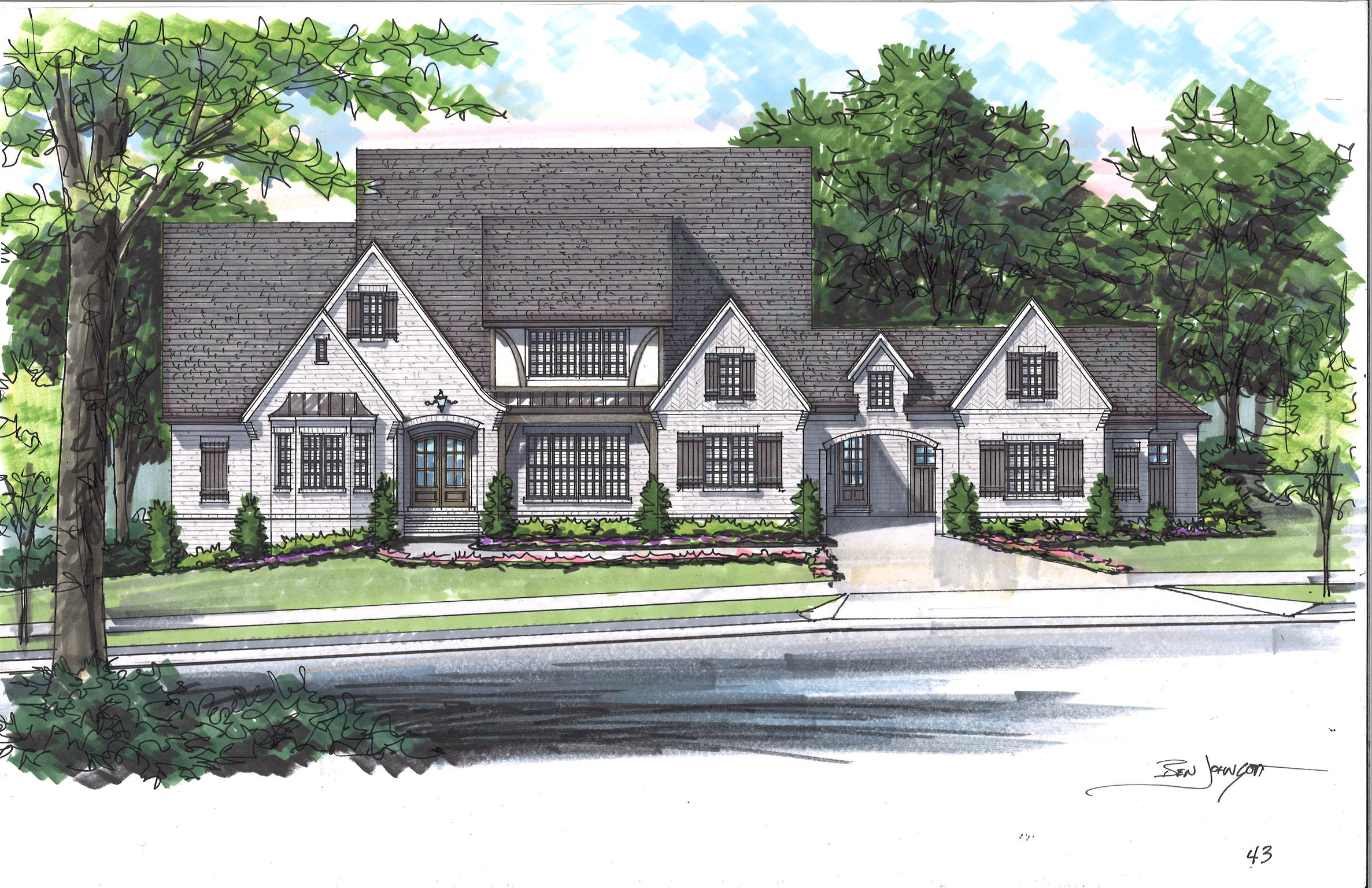 $2,999,900 - 5Br/8Ba -  for Sale in Witherspoon, Brentwood