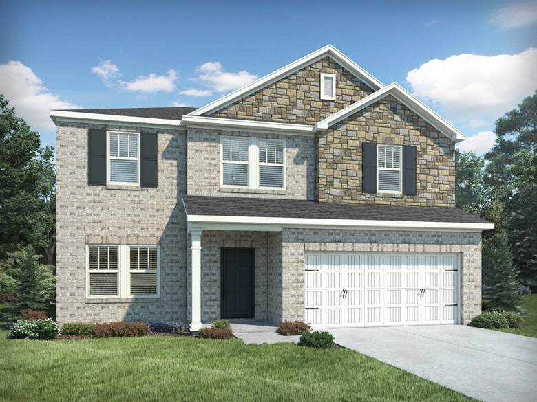 $409,990 - 4Br/3Ba -  for Sale in Highlands At Stone Hall, Hermitage