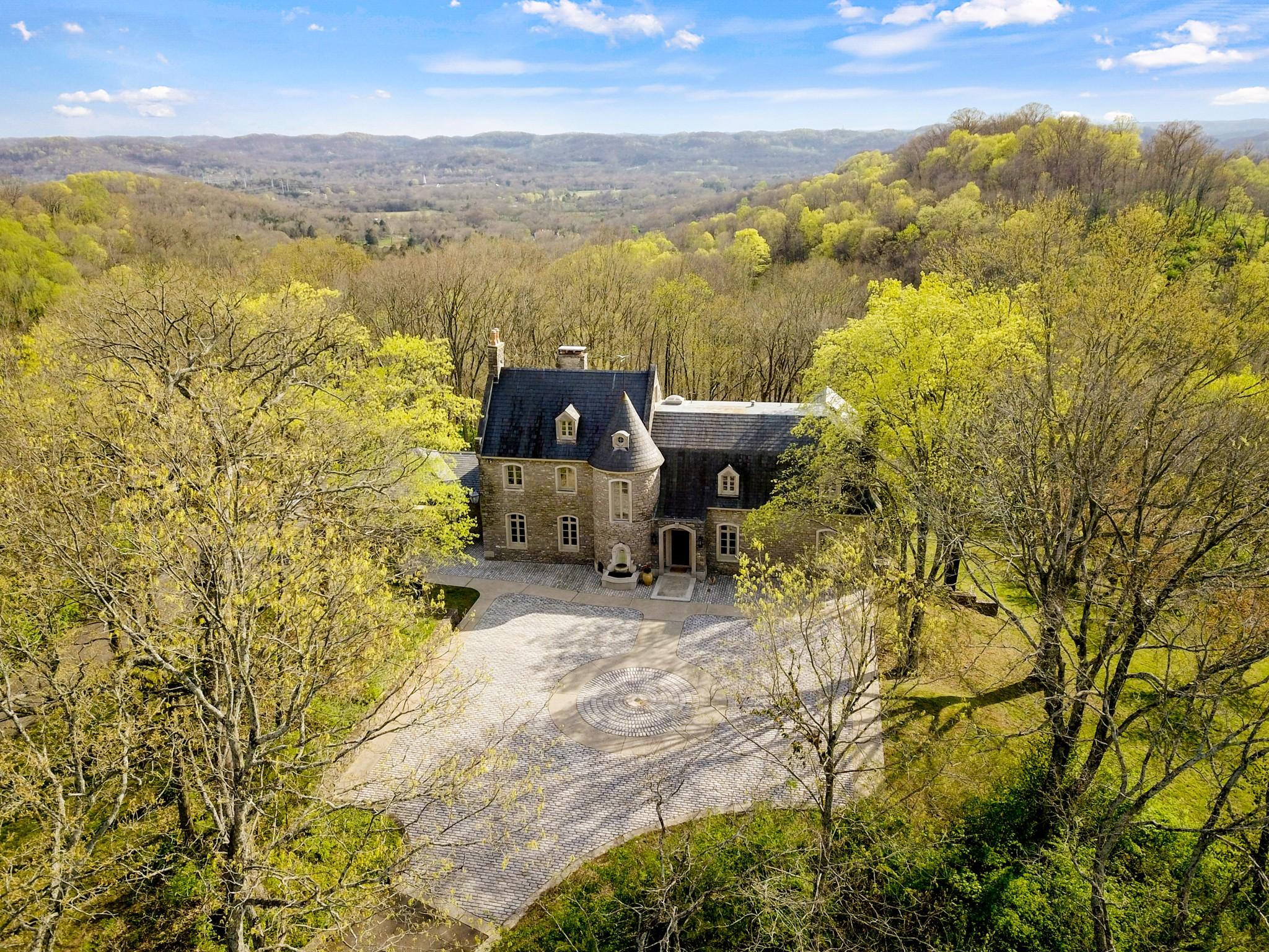 $3,300,000 - 5Br/8Ba -  for Sale in Forest Hills 6.84 Acres, Nashville