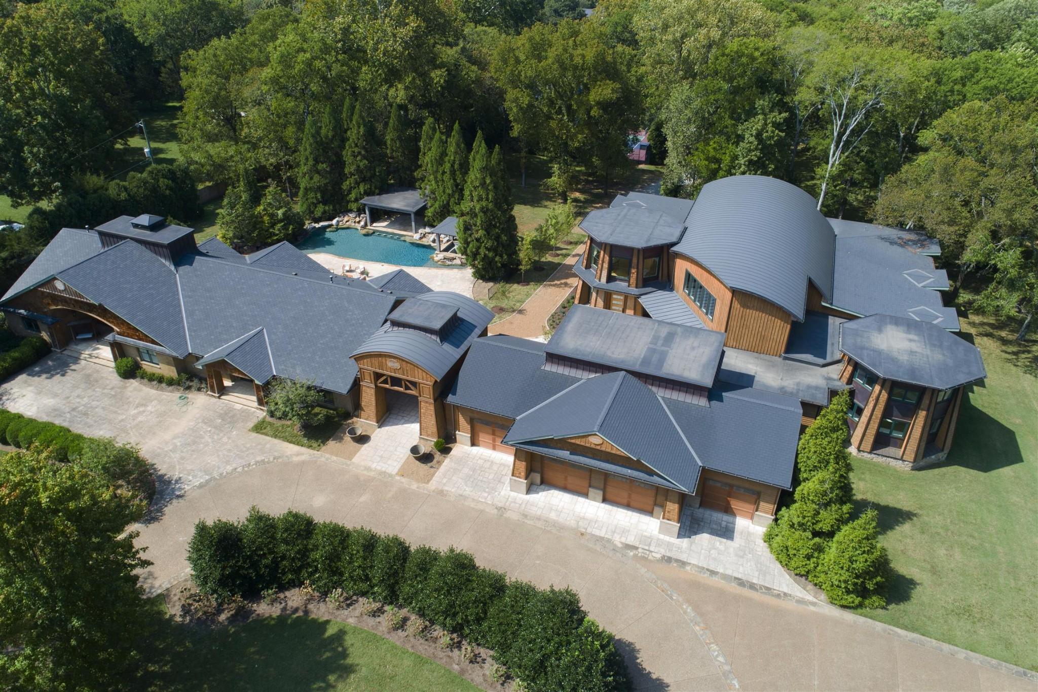 $3,880,000 - 6Br/11Ba -  for Sale in Oak Hill, Nashville